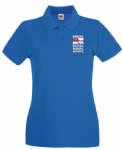 Ladies Fitted Polo ss505 - WRNS AND ENSIGN